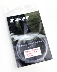 Taperade tafsar, nylon